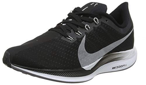 Nike Women's Zoom Pegasus 35 Turbo Running Shoes (9) Black