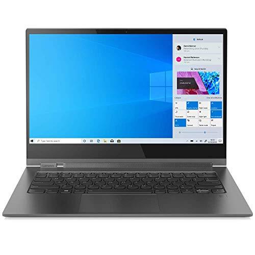 Lenovo Yoga C930 13.9 Inch FHD 2-in-1 Convertible Laptop, (Intel Core i5 Processor, 8 GB RAM, 256 GB SSD, Windows 10 Home), Iron Grey