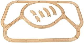 KidKraft Wooden Expansion Track Pack