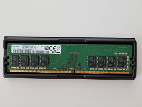 Módulo de memoria RAM de sobremesa Samsung 8 GB DDR4 PC4-21300 2666 MHz 288 PIN UDIMM 1,2 V CL 19 M378A1K43DB2-CTD