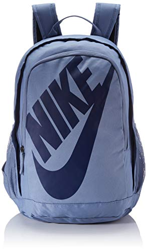 Nike Unisex-Erwachsene Nk Hayward Futura Bkpk - Solid 2.6, Mehrfarbig (Ashen Slate/Black/Bl), ONE SIZE