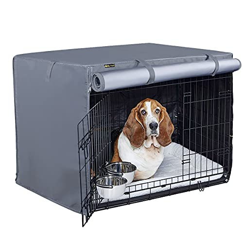 Mr.You Pets Dog Indoor/Outdoor Crate Covers
