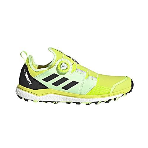adidas Terrex Agravic Boa, Scarpe da Trail Running Uomo, Multicolore (Amaaci Negbás Amalre), 44 2/3 EU