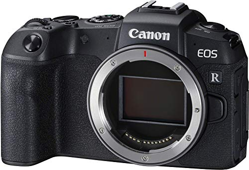 Canon EOS RP - Small, Light and Intuitive Full Frame Mirror Less Camera...