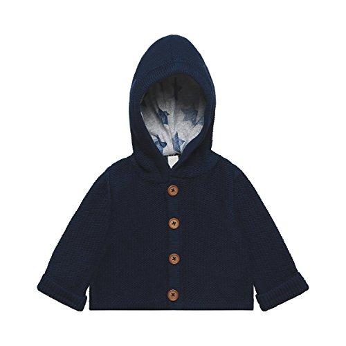 ESPRIT KIDS Unisex Baby RK18030 Jacke, Blau (Midnight Blue 485), 62