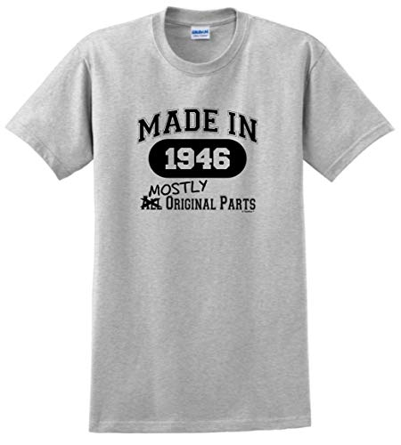 Made in 1946- Mostly Original Parts Shirt