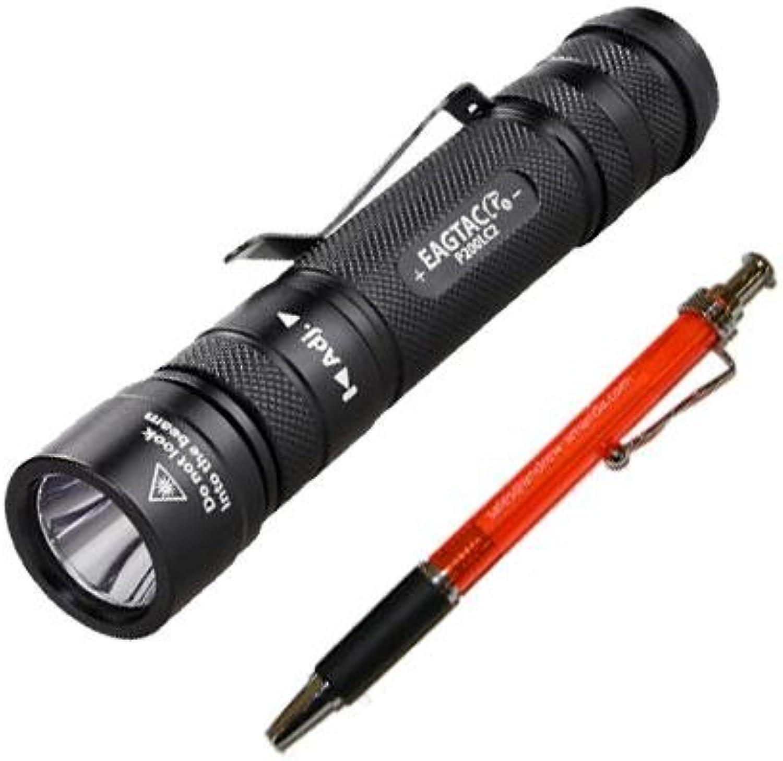 EagleTac P200LC2 Taschenlampe 365nm UV 1123 Lumen