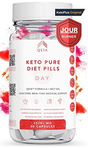 Keto JOUR Pro Fit (1 MOIS) - Keto burn original et authentique, keto perte de poids avancée et...