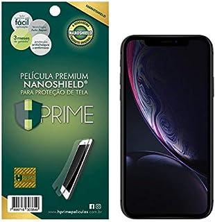 Pelicula HPrime NanoShield para Apple iPhone XR, Hprime, Película Protetora de Tela para Celular, Transparente