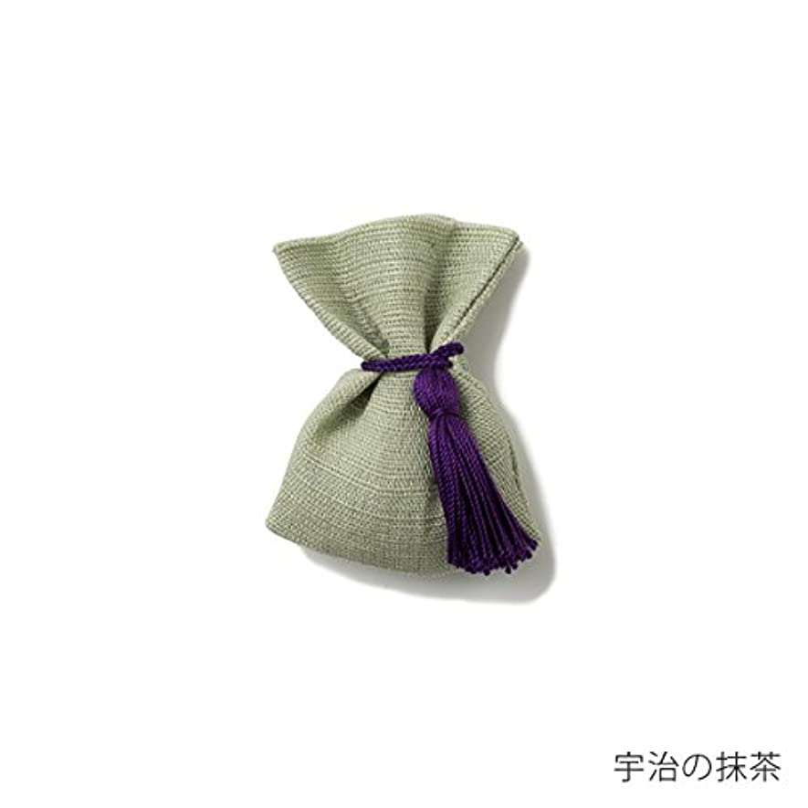 採用持続的私たちのもの【薫玉堂】 京の香り 香袋 宇治の抹茶