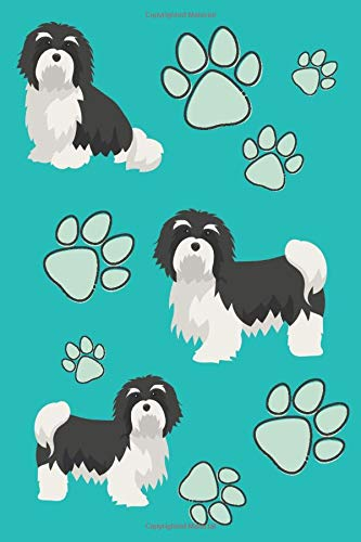 Havanese Dog Training Log Book: Puppy Obedience Journal For Pet Owners And Service Dog Instructors With Dog Medical Record Vaccine Tracker