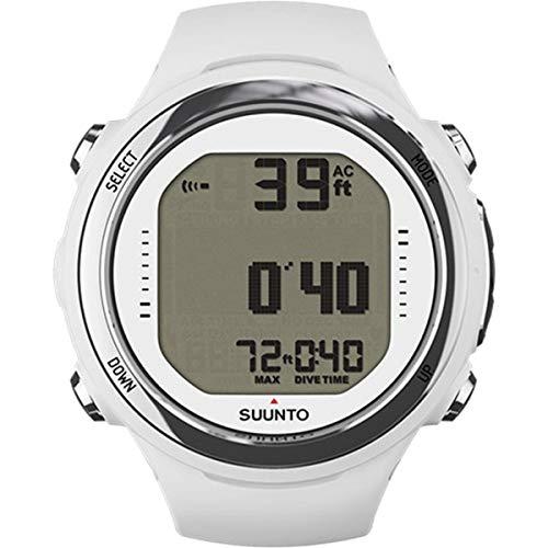 SUUNTO D4i Novo Diving Watch, White