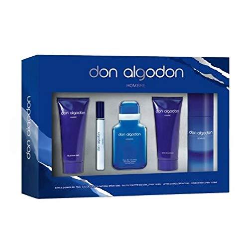 Drugstore - Don Algodon Man Eau De Toilette Spray 100ml Set 5 Pieces 2020