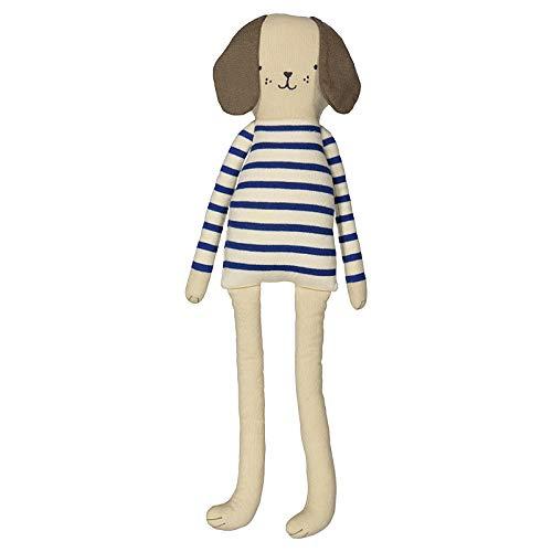 Meri Meri Kissen Puppe Hund - Schmusekissen zum Spielen und Liebhaben