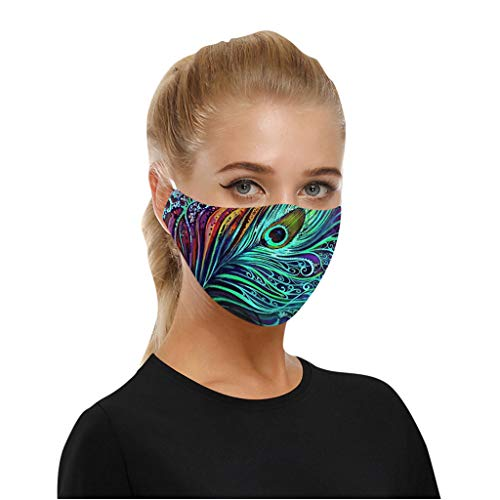 YYMQ Máscara Antipolvo para Exteriores,máscara antipolución Máscara Protectora Reutilizable y Lavable,máscara de carbón Activado con válvulas de exhalación y sábanas de algodón