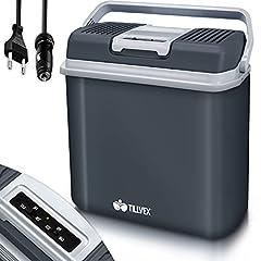 tillvex elektrisch 24L Mini-Kühlschrank und