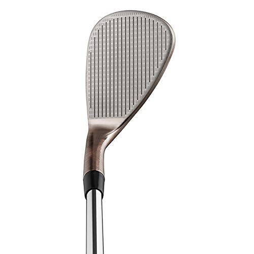 Product Image 2: TaylorMade Milled Grind Hi Toe Raw Wedge Mens Right Hand Steel Stiff Big Foot 56.15