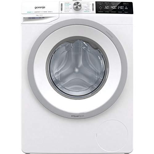 Gorenje WA 14 CPS Waschmaschine / 10 kg/ 1400 U/min/ Edelstahltrommel/ Schnellwaschprogramm/mit Inverter Motor und Dampffunktion