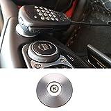Magnetic Radio Hand Microphone Hand-Mic Mount Base for Yaesu ICOM FTM-300DR FTM-300 FTM-7250DR FTM-7250 FTM-400DR FTM-400XDR FT-450D for Wrangler Chevy FD Off-Road SUV