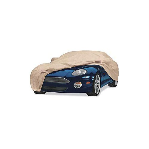 Covercraft Custom Fit Car Covers Dustop Taupe