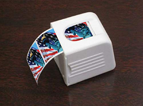 Stamp Dispenser with a Roll of 100 Stamps - Stamp Design May Vary