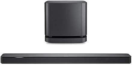 Bose 3.1 Home Theater Set (Black): Soundbar 500 + Bass 500