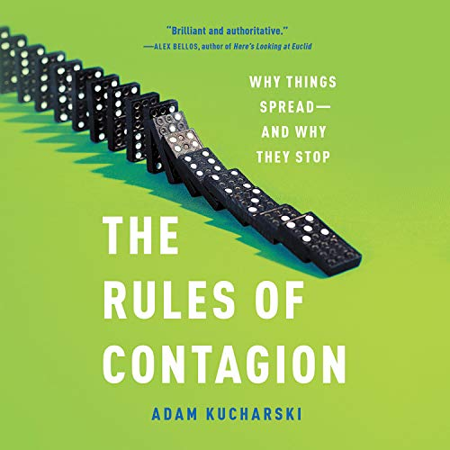 The Rules of Contagion Audiobook By Adam Kucharski cover art