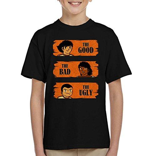Western Captains Captain Tsubasa Kid's T-Shirt