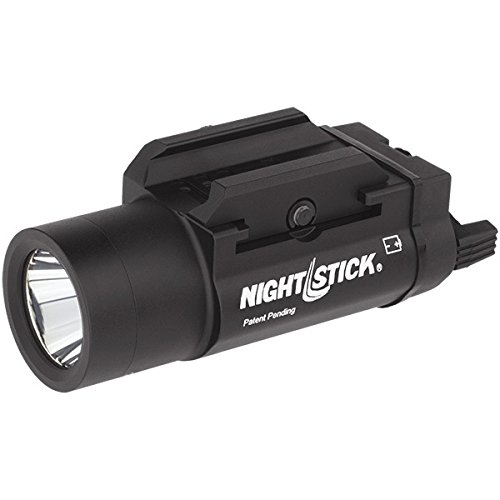 Nightstick TWM-850XL Xtreme Lumens Tactical Weapon-Mounted Light, Black