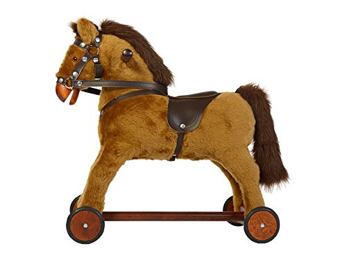 Kidsmax Spielpferd Rollpferd Max exklusiv