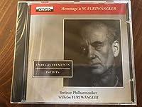 Hommage à W. Furtwängler - Enregistrements Inédits