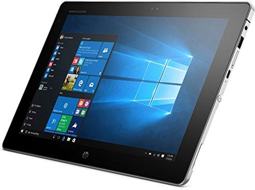 HP Elite x2 1012 G1 (L5H01EA) 30,48 cm (12 Zoll / FHD) Tablet PC (Intel Core m3-6Y30, 4 GB RAM, 128 GB SSD, LTE, Windows 10 Home 64) silber