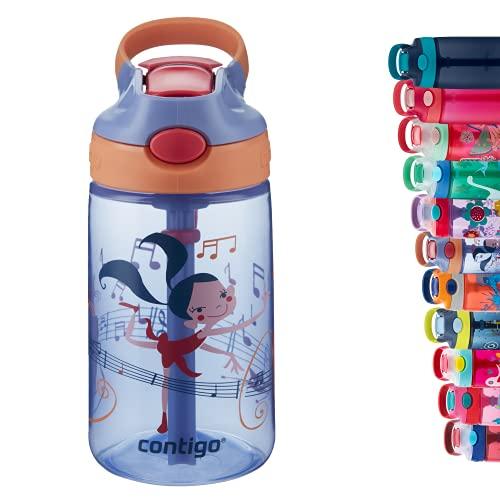 Contigo Gizmo Flip Botella, Unisex-Baby