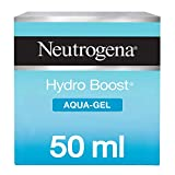 Neutrogena Hydro Boost Aqua - Gel hydratant Visage  l'Acide Hyaluronique, Pour Peaux Normales  Mixtes, 1 Pot de 50ml