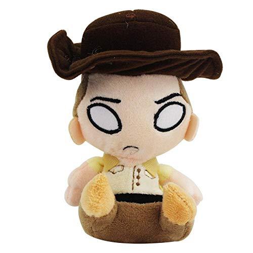 SSTOYS 15cm kreative Puppe Horrorfilm Figur Plüschtier Mini Q Version Puppe Kindergeburtstag Geschenk-D-Stil