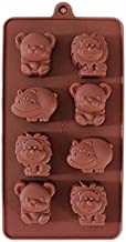 Baking & Pastry Tools - Fashion Kitchen Accessories Animal Shape Silicone Chocalate Mold Cake Mould Cookies Mold Baking & ...