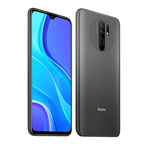 Celular Xiaomi Redmi 9 64GB/4GB Dual Chip - Carbon Grey