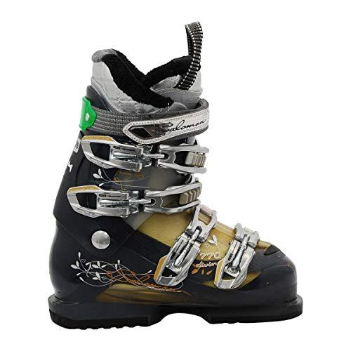 SALOMON Bota de esquí Divine 770 Negro/Beige