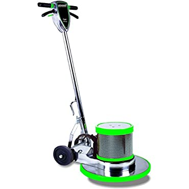 Bissell BGTS-17 Big Green Commercial 17in PRO FMT Dual-Speed Floor Machine 1.5HP