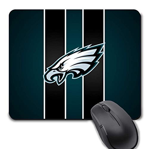 Gaming Mouse Pad,Life Needs Sport Mousepad with Non-Slip Rubber Base for Laptop Computer Desktop Mat - P Football