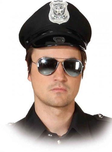 Plancher polizeimütze noir kopfweite : 58