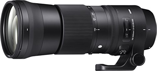 Sigma 150-600mm 5-6.3 Contemporary Lens for Nikon