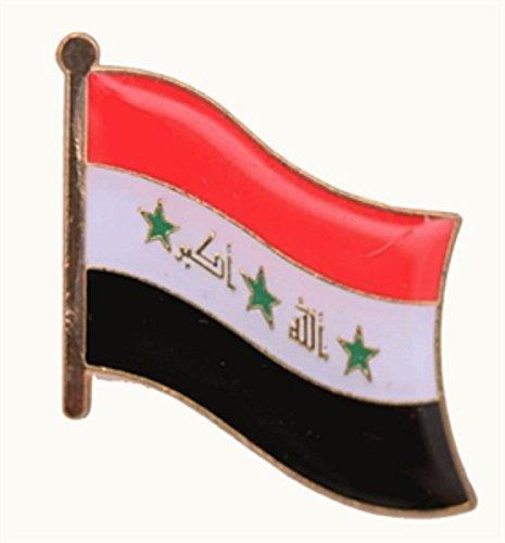 U24 vlaggenpin Irak vlag vlag pin stekker