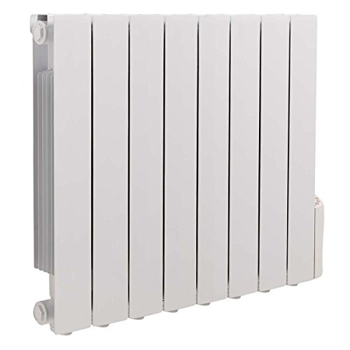 WarmeHaus 1200W Wall Mounted Oil Filled Electric Radiator