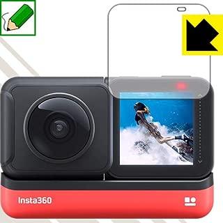 PDA工房 Insta360 ONE R ペーパーライク 保護 フィルム [液晶用] 反射低減 日本製