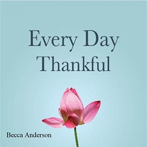 Every Day Thankful cover art