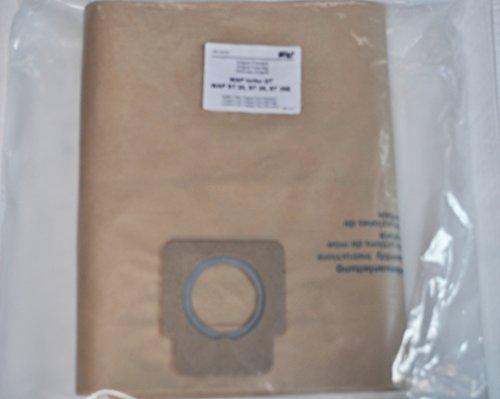 WAP ALTO Attix/Clarke ST and Turbo GT Vacuum Bags, 5 Pack 46321