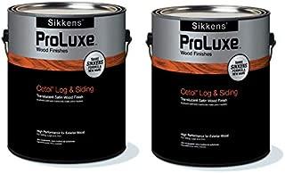 Sikkens Proluxe Log & Siding 072 Butternut 2 Gallon Pack