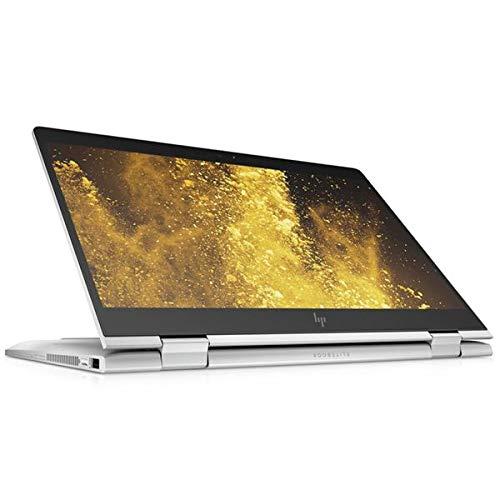 HP EliteBook x360 830 G6 Notebook, Silver, Intel Core i7-8565U, 16GB RAM, 512GB SSD, 13.3' 1920x1080 FHD, HP 3 YR WTY + EuroPC Warranty Assist, (Renewed)