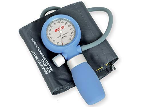Gima - Sphygmo Anti Shock, stoßfester Sphygmomanometer, mit einem großen, leicht lesbaren Zeiger.
